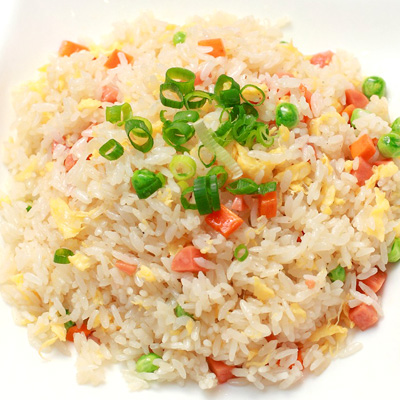Ciudad feliz for Cocinar arroz 3 delicias